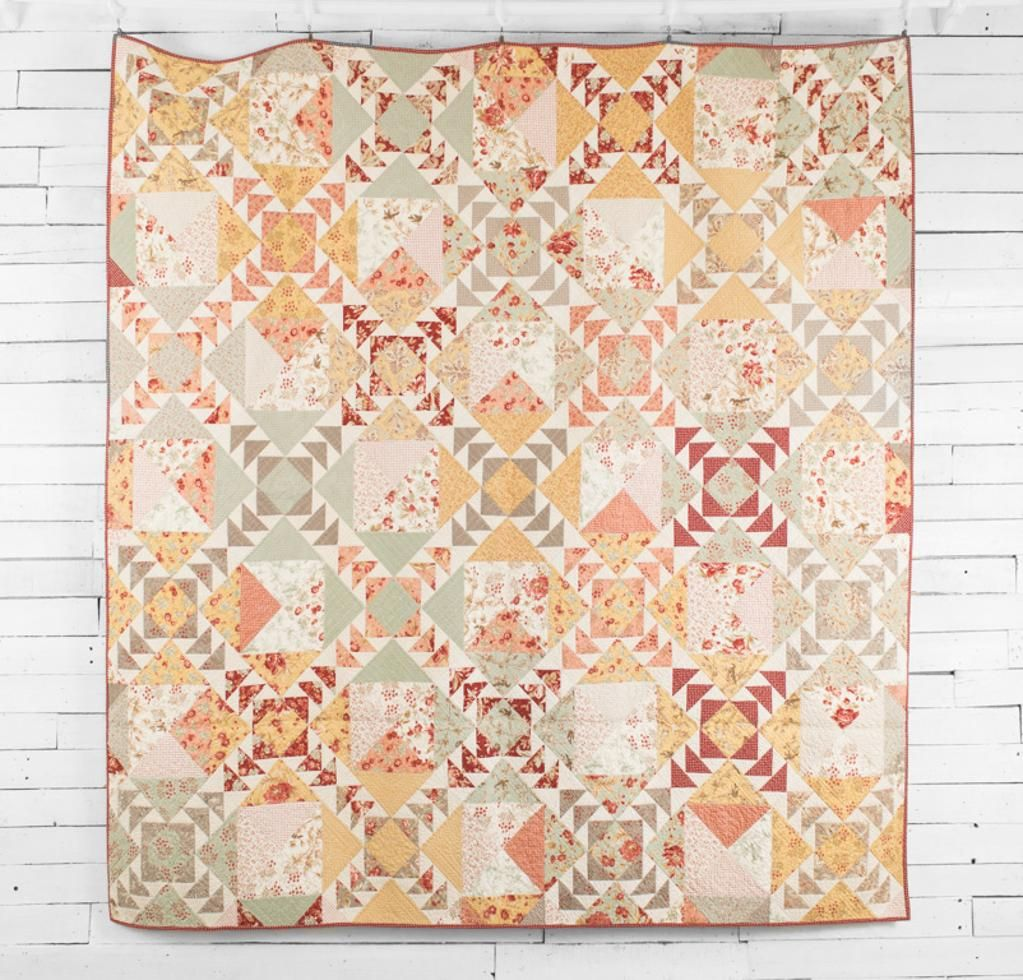 3 Fabric Quilt Patterns Unique Ideas