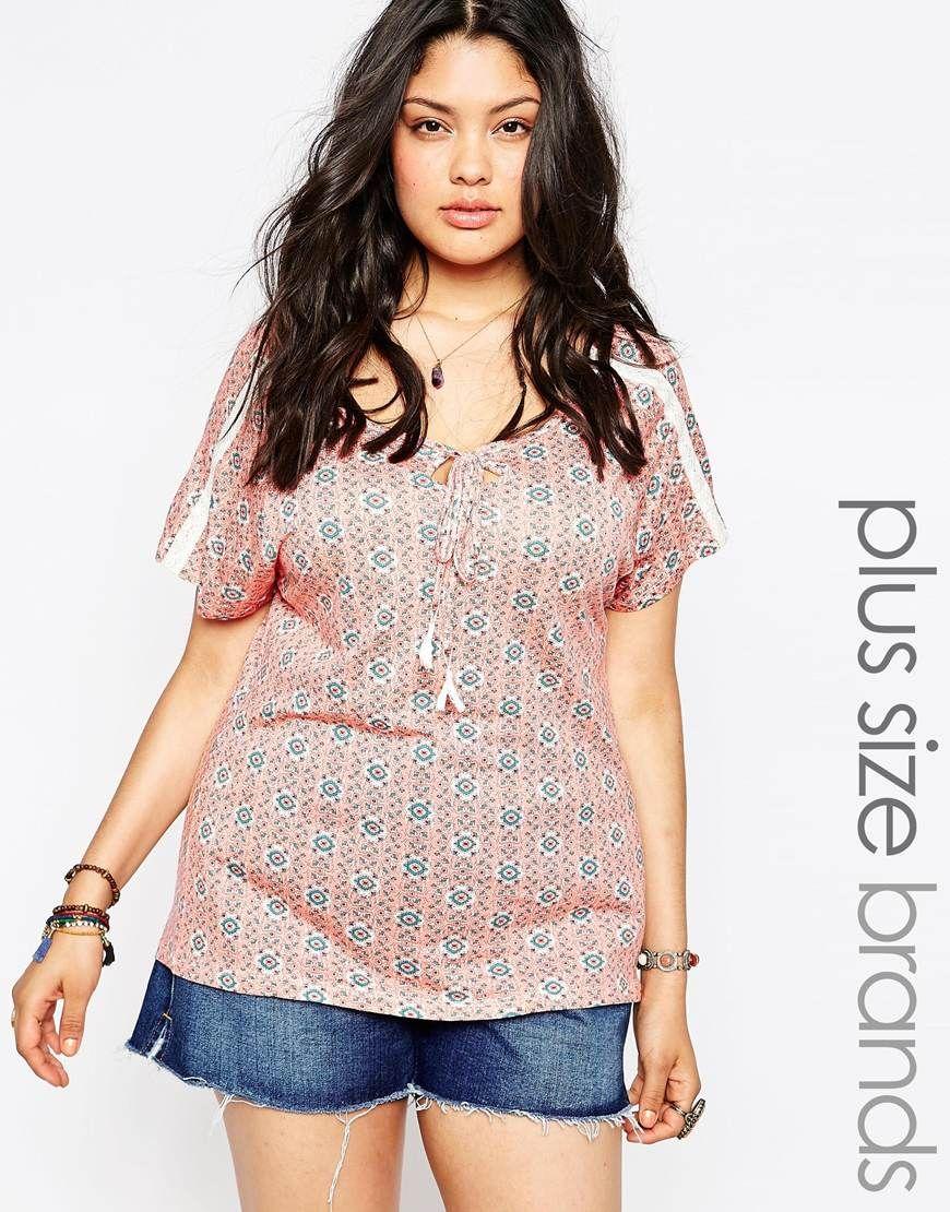 f081c58f35e0 ShopStyle Collective Plus Size Fashion For Women, Plus Size Womens Clothing,  Plus Size Outfits