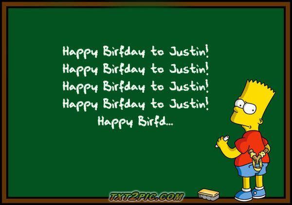 Justin Bieber Fold Out Happy Birthday Card Justin Bieber Birthday Cards For Niece Happy Birthday Niece
