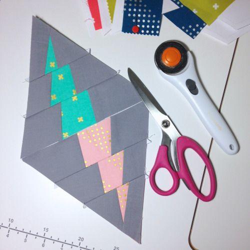 Five tips for quilt pattern design