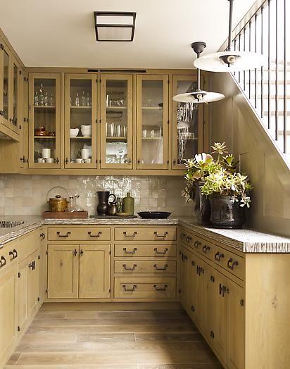Best Modern Butler S Pantry Off Of The Open Floor Plan Kitchen 400 x 300