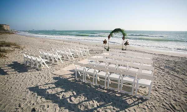 Lido Beach Resort Lidobeachresort Celebrate Your Wedding In A Tropical Paradise Exquisite