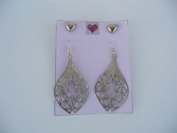 FREE Registered Shipping  Set of two pair of by IL2C on Etsy, $16.00