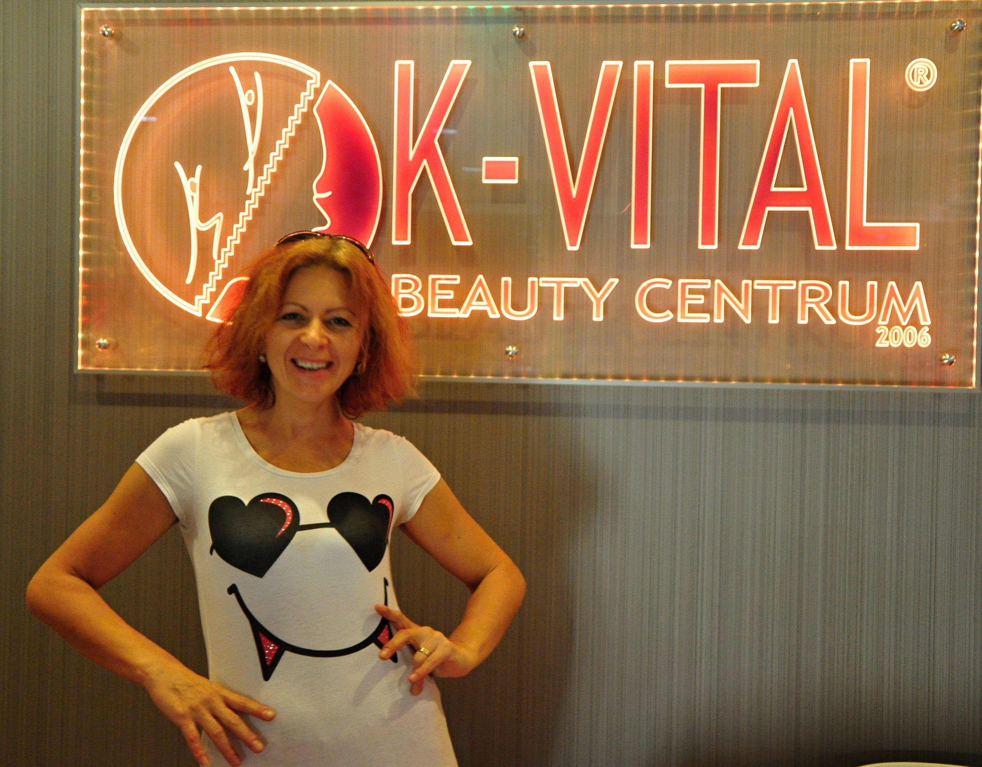 Ľudka Štefaňáková -8kg, -24cm / 5mesiacov  ...http://k-vital.sk/ludka-stefanakova/