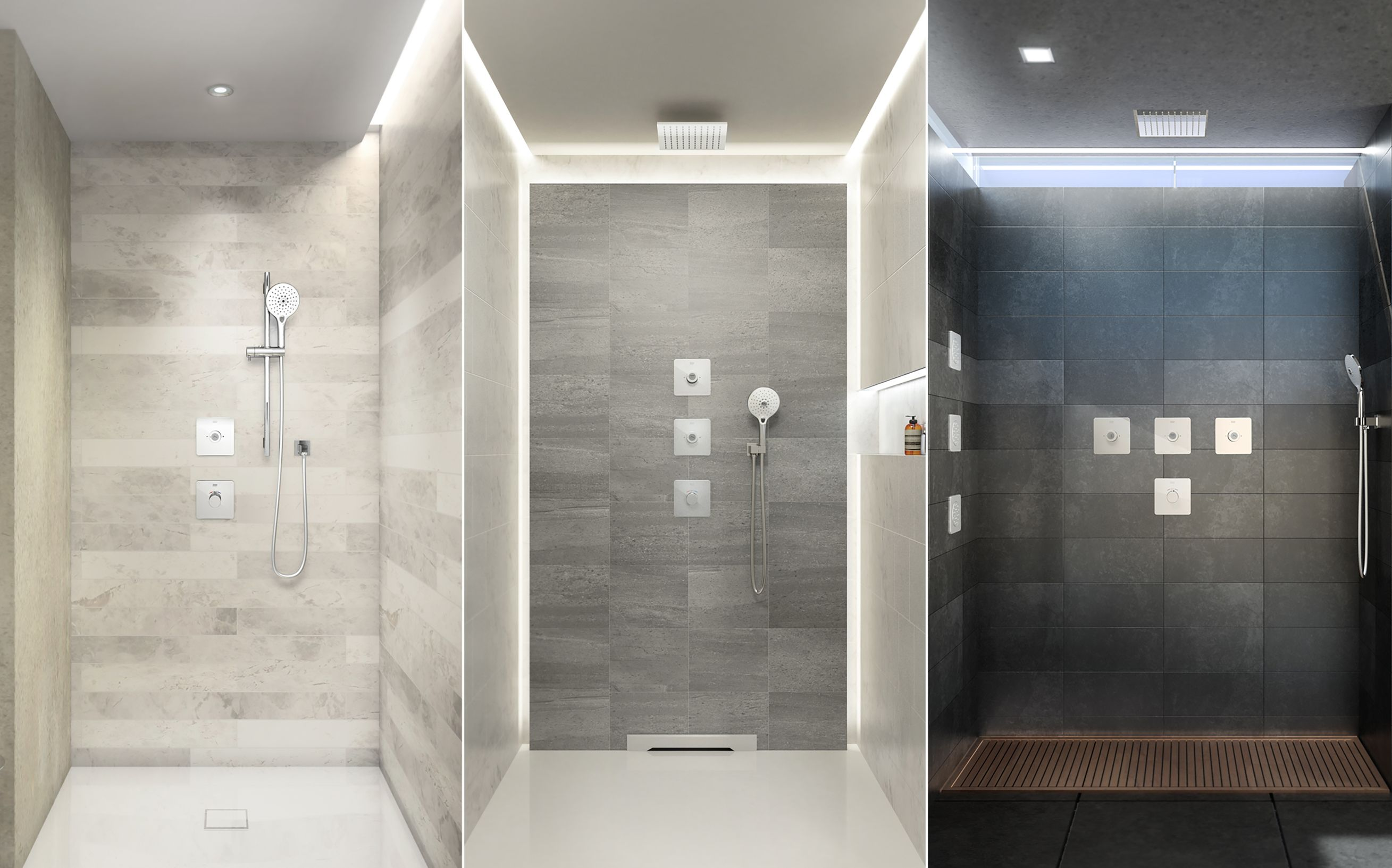 Easyset Push For An Extreme Shower Enjoyment American