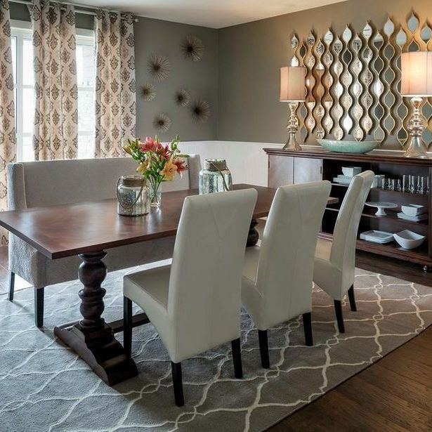Most Popular Dining Room Colors: +31 The Most Popular Dining Room Wall Decor Ideas Hobby