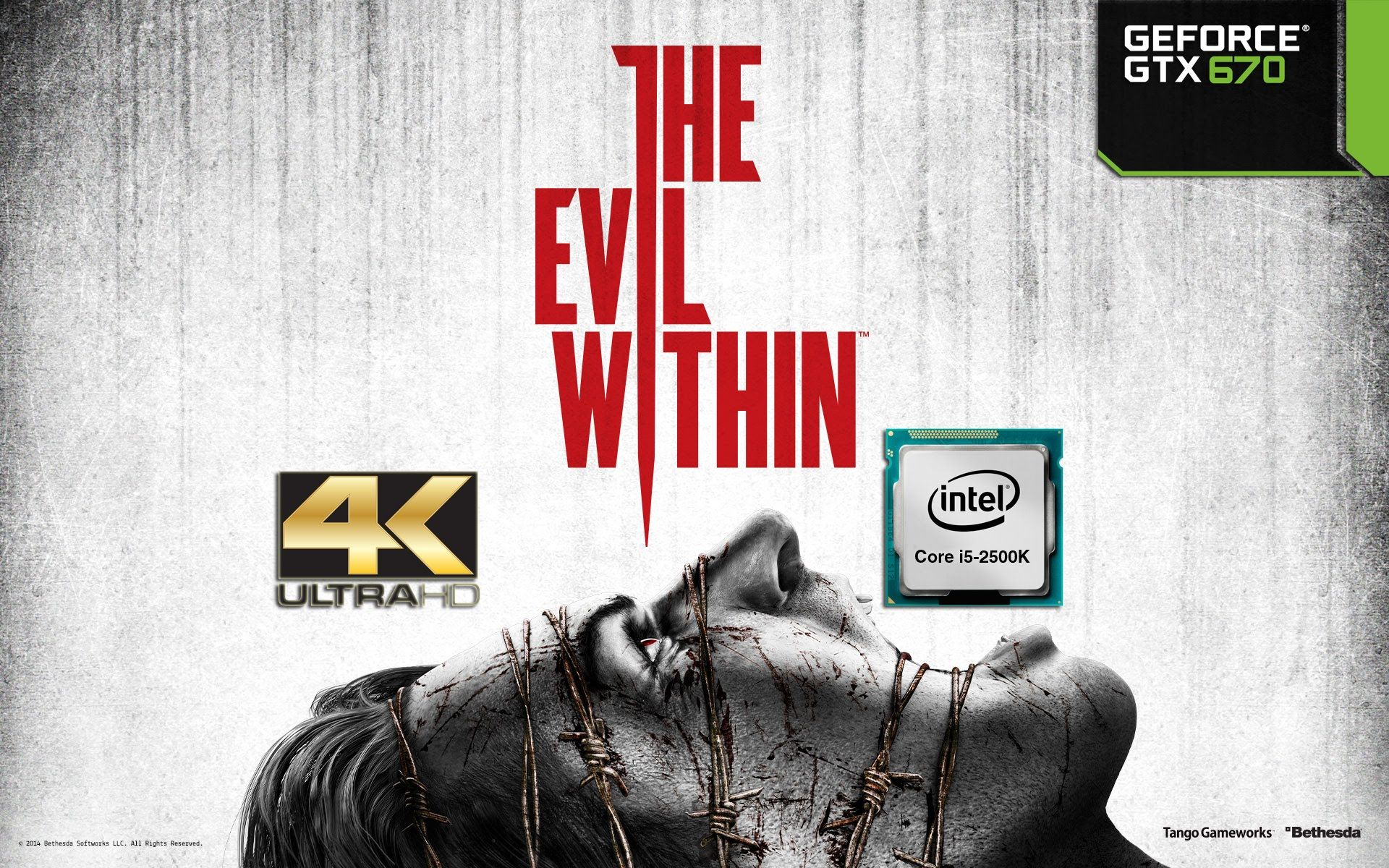 The Evil Within Pc 4k