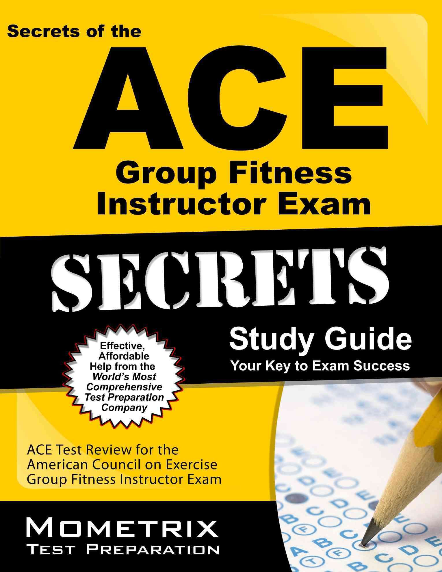 Ace Personal Trainer Exam Secrets Practice Review For The