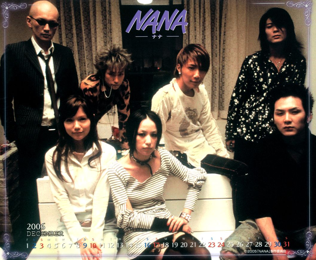 Nana Movie Blast Plus Hatchi And Takumi I Dont Drink Yet