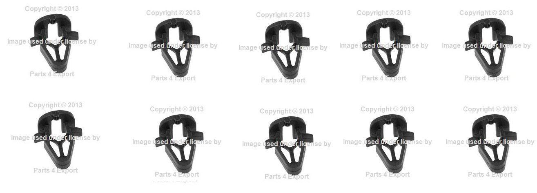 Details about NEW Volvo XC70 V50 V70 850 V40 S40 SET OF 10