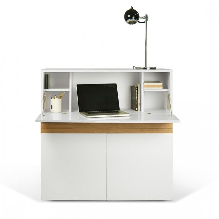 Mobile Contenitore Workstation Focus by Temahome design e arredi - blackhawk sekretar schreibtisch design