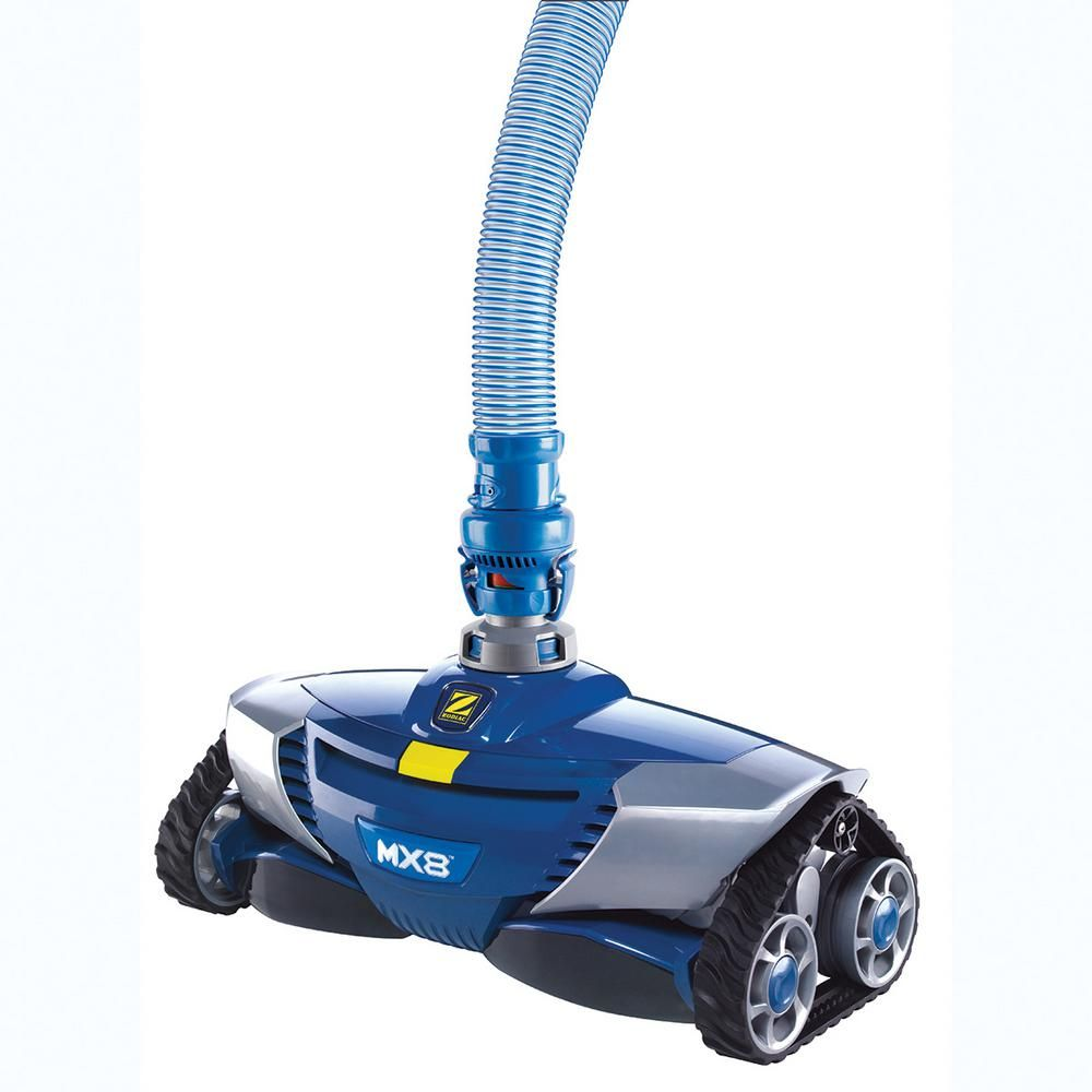 Zodiac Mx8 In Ground Suction Side Pool Cleaner Pool Cleaning