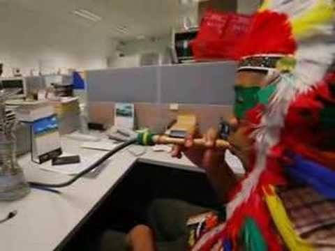 My Cubicle - James Blunt Beautiful parody