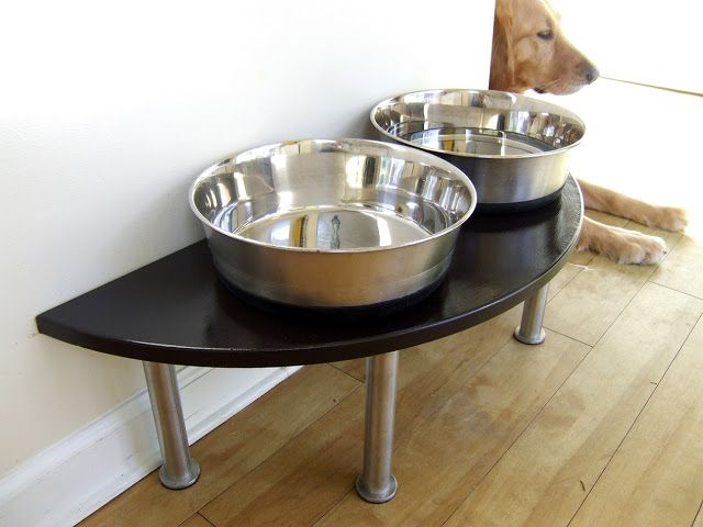 Desk Riser To Dog Dining Table Lack Coffee Table Dog Table Pet