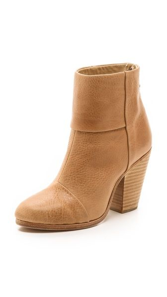 8bf7bf097 Classic Newbury Booties | misc. | Shoe boots, Fashion, Rag, bone
