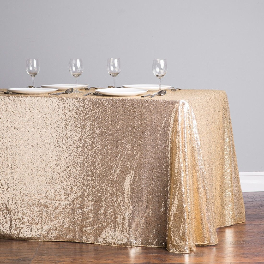 Rectangular Cotton Vintage Royalty Tablecloth Navy Blue U0026 White