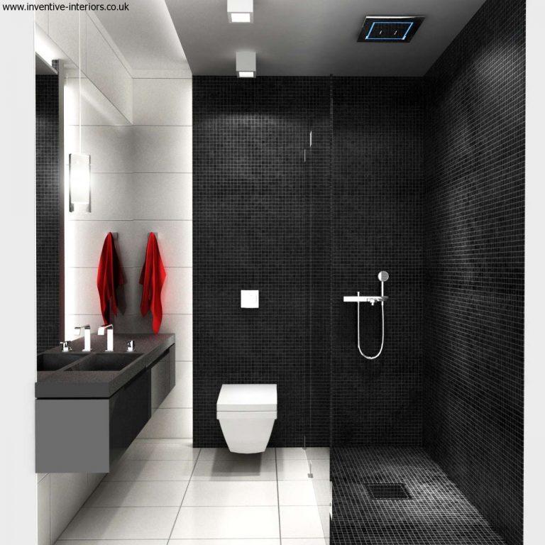 Modern Bathroom Design Philippines Homipet Black Bathroom Bathroom Design Small Small Bathroom Interior