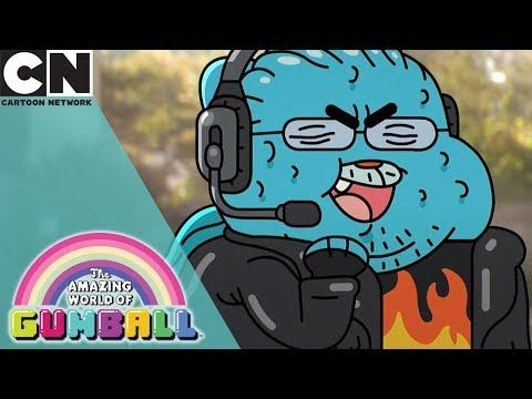 the amazing world of gumball the quest of mybutt cartoon network