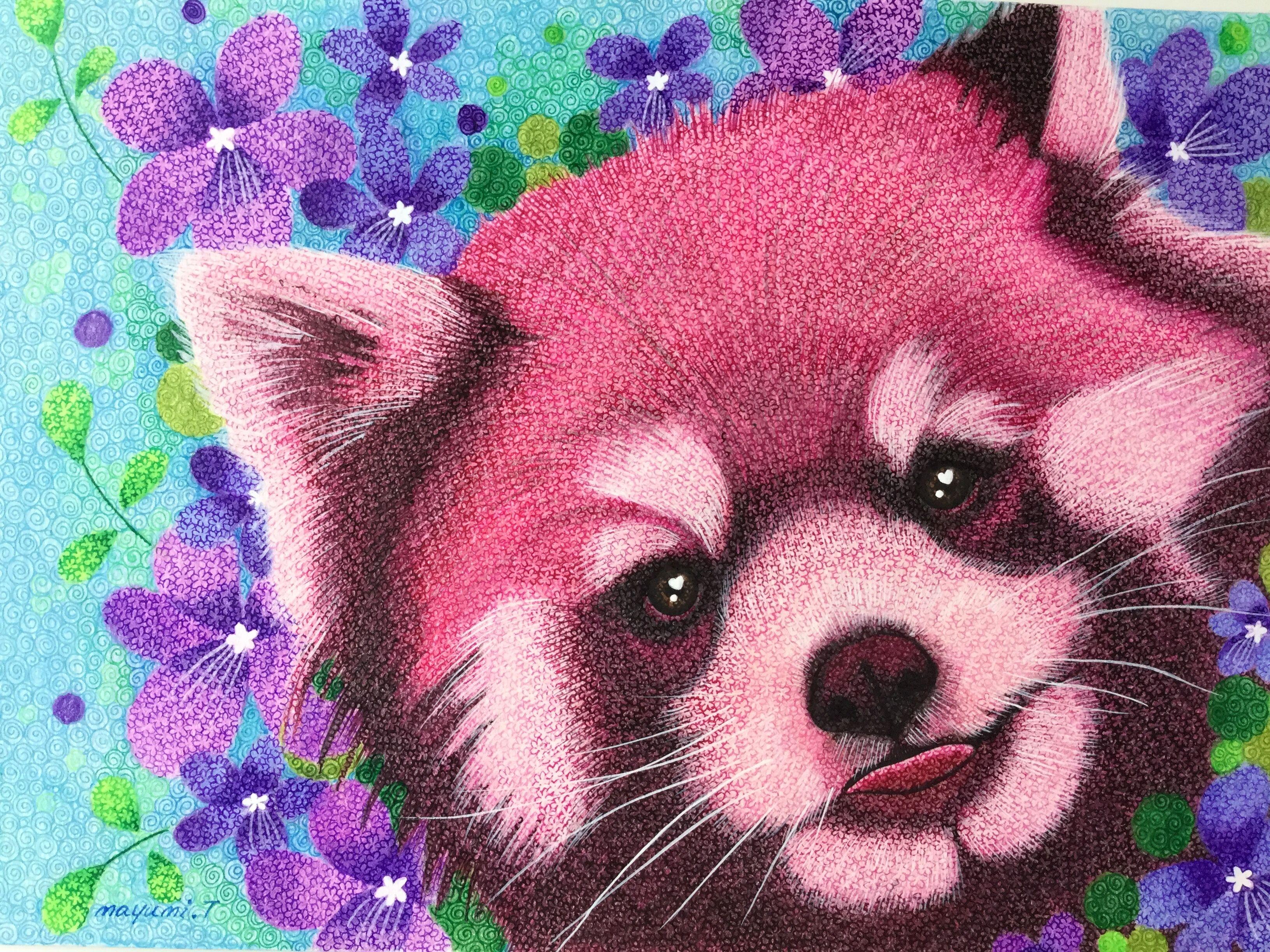 美しい動物たち おしゃれまとめの人気アイデア Pinterest Hanamoyo Mayumi 美しい動物 アート作品 現代アート