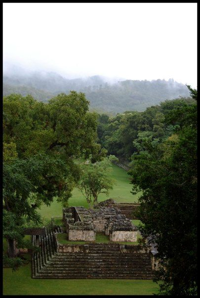 Copan, Honduras. One of the coolest places I know!
