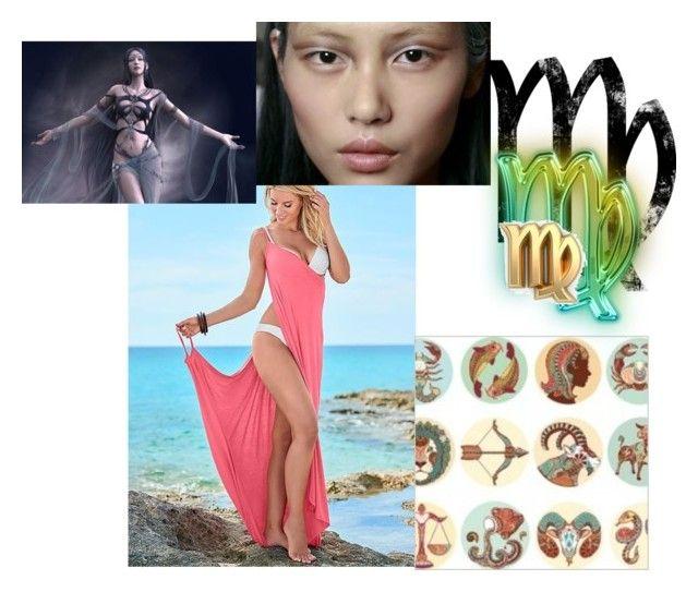 """VIRGO"" by tessorolara100 ❤ liked on Polyvore featuring Venus"