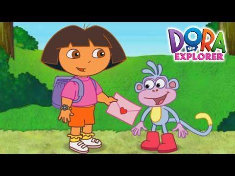 Dora On Youtube For Kids