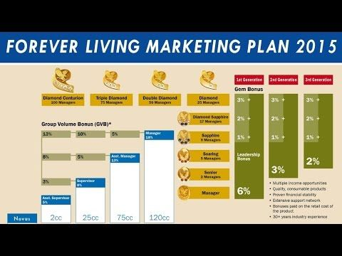 forever living products program