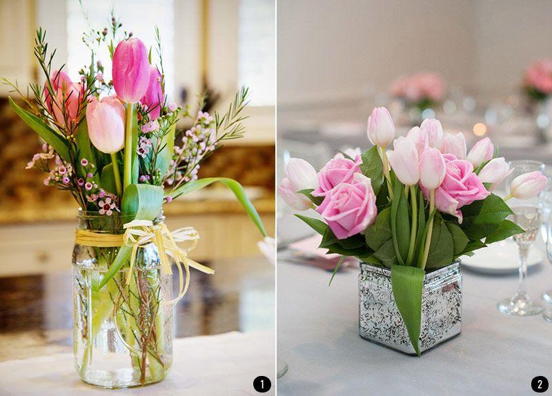 Decorar con tulipanes plantas - Maceteros colgantes ikea ...