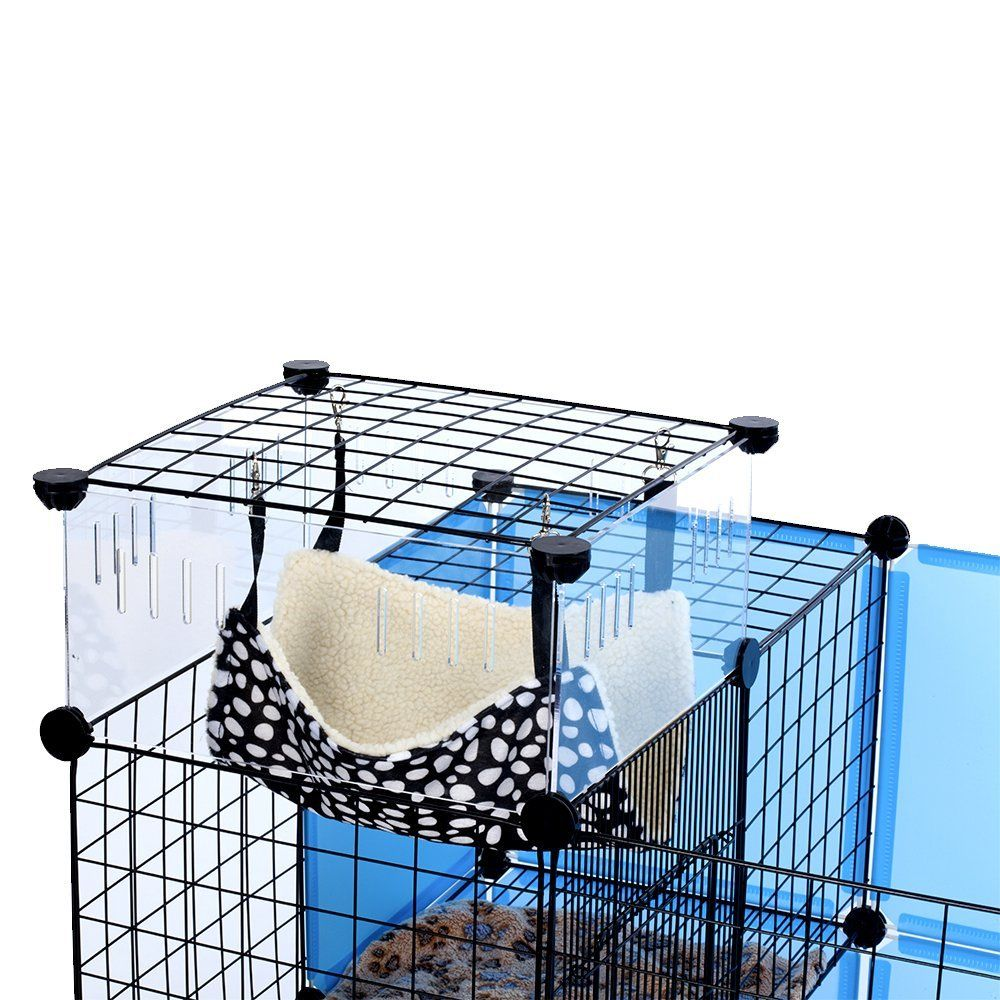 Modular Add Up Small Cat Kitten Small Dog Puppy Cage Playpen You Can Get More Details By Clicking On The Image Puppy Cage Cats And Kittens Cat Cages