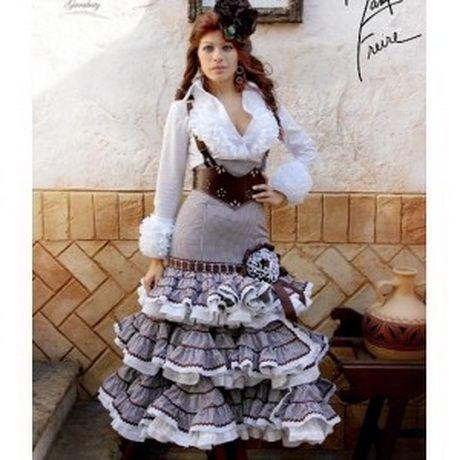 Trajes de flamenca margarita freire