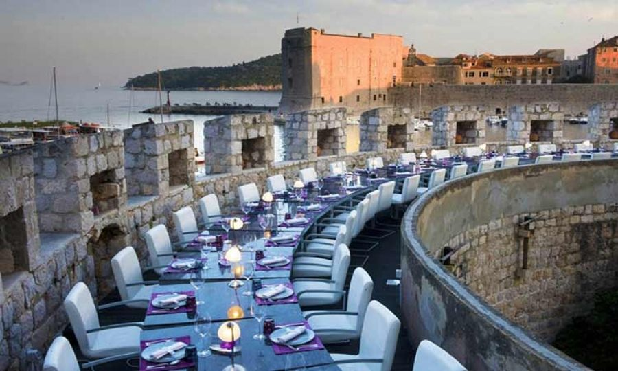 Dubrovnik Has Its First Michelin Star Restaurant In 2019 Croatian Restaurant Dubrovnik Hotels In Dubrovnik