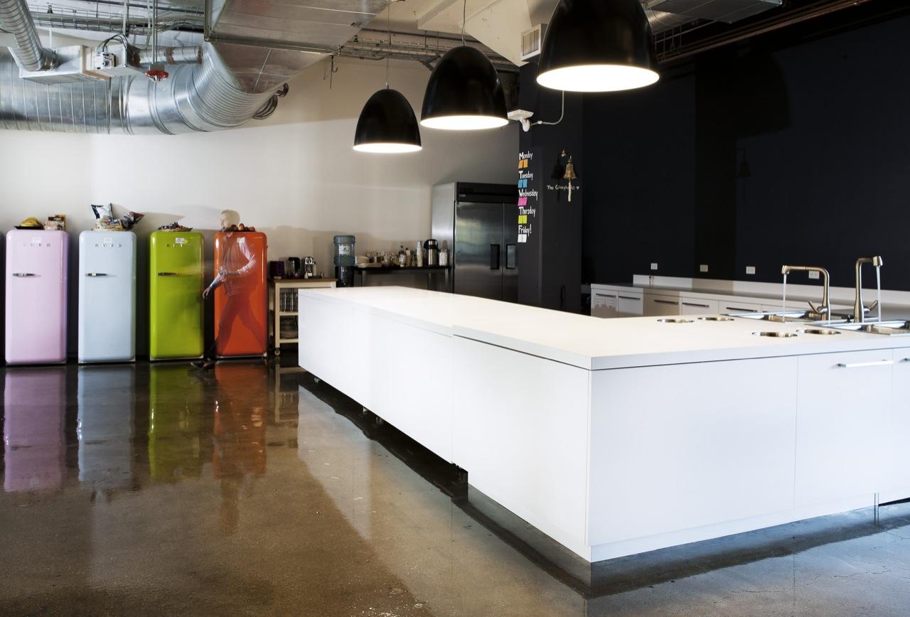 Gallery Of Airbnb San Francisco Headquarters  Garcia Tamjidi  2 Fair Small Office Kitchen Design Ideas Inspiration