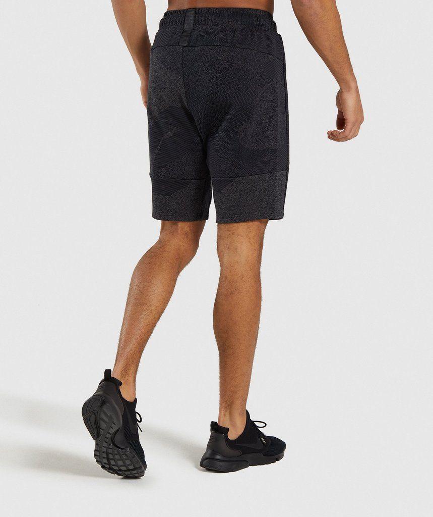 9eb4b940d9006 Gymshark Ultra Jacquard Shorts - Charcoal 2   My stuff in 2019 ...