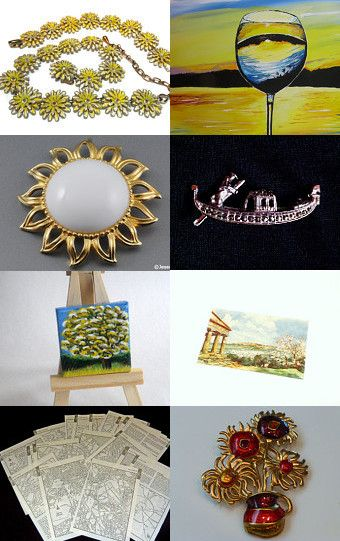 Under The Tuscan Sun  by Carmen Whitehead on Etsy--Pinned with TreasuryPin.com