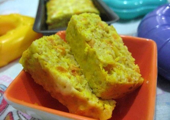 Resep Oat Cake Wortel Labu Kuning Edisi Bayi Oleh Inggried Wedhaswary Resep Resep Makanan Bayi Resep Makanan Makanan