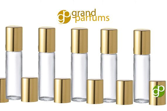 These 10ml Or 1 3 Oz Roll On Bottles Are The Perfect Solution A Bottle That Will Preserve Your Perfu Roller Ball Bottle Roll On Perfume Essential Oil Bottles