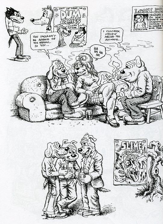R.Crumb SKETCHBOOK volume 7 | Sketch book, Robert crumb