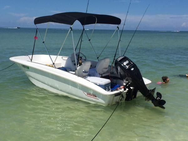 Used 2010 Boston Whaler 150 Super Sport, Ft Lauderdale, Fl - 33316