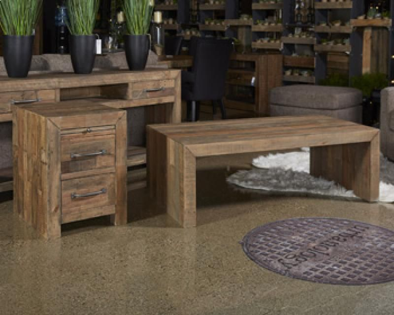 T9751 In By Ashley Furniture In Longview, TX   Rectangular Cocktail Table