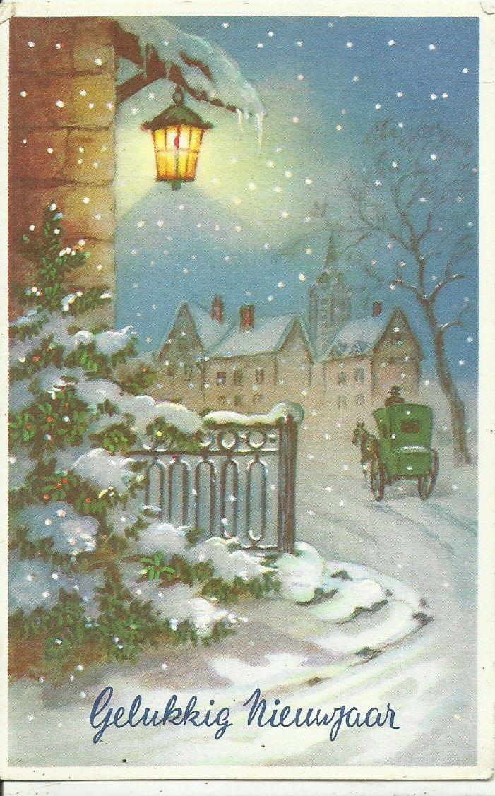 Christmas 1962 netherlands vintage christmas greetings christmas 1962 netherlands kristyandbryce Choice Image