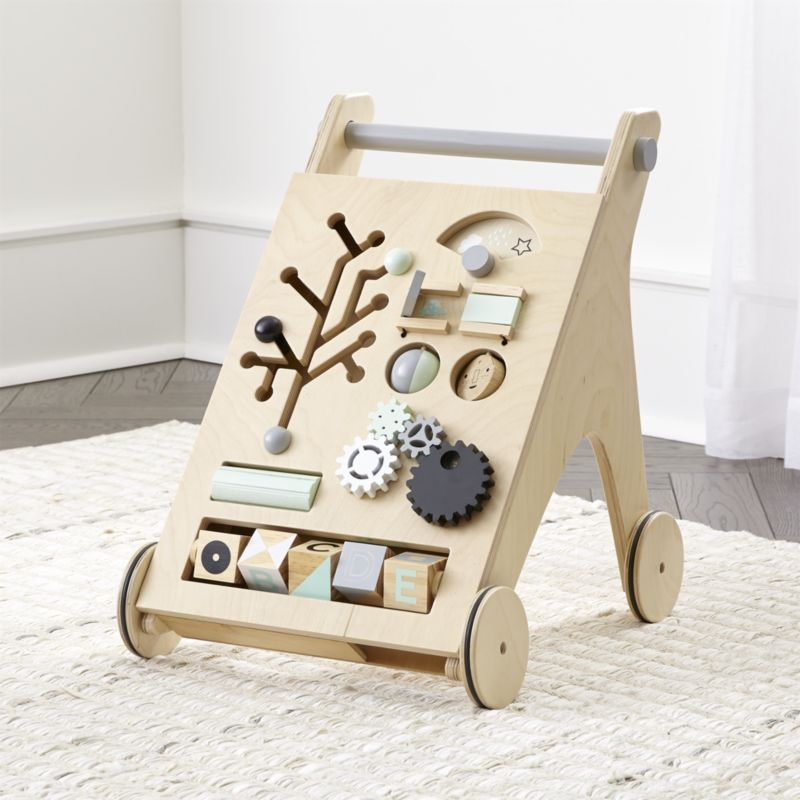 Crate And Barrel Baby Walker