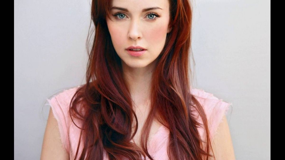 Best Red Hair Color For Fair Skin Best Way To Color Your Hair At