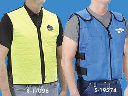 Cooling Vest Cooling Vests In Stock Uline Vest Jackets Gears