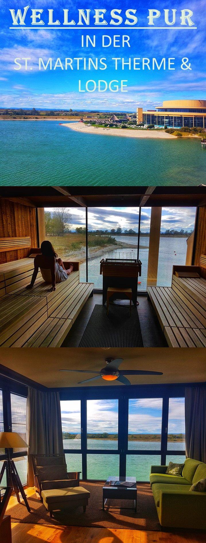 safari wellness genuss in der st martins therme lodge hotel luxury design reisen. Black Bedroom Furniture Sets. Home Design Ideas