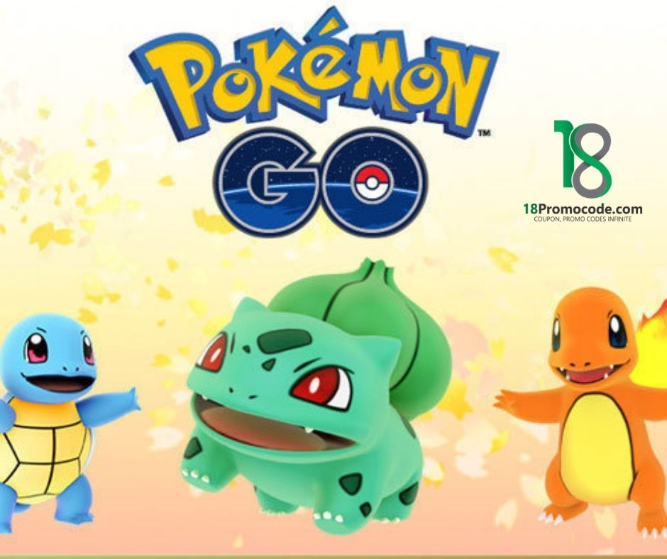 if are searching promo codes list of pokemon go? Explore all