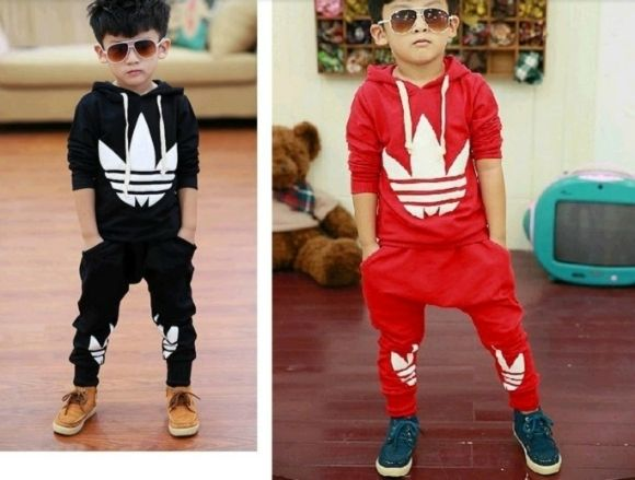 adidas clothes for boys