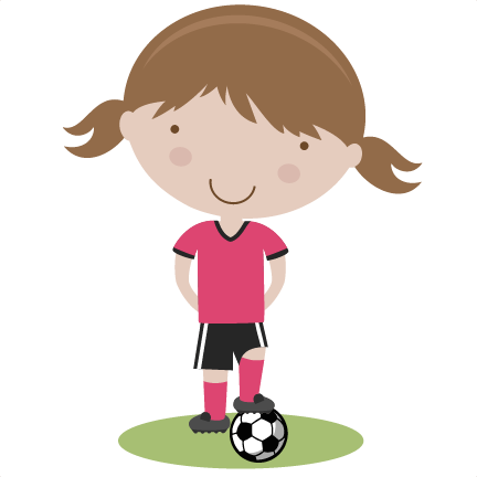girl soccer player svg cutting file soccer svg cut files free svgs rh pinterest ie soccer girl player clipart female soccer clipart