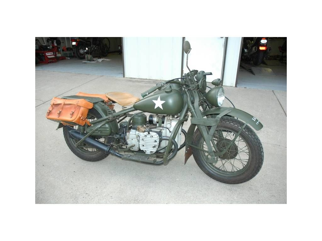 1942 Harley Davidson Xa Norcross Ga Cycletradercom