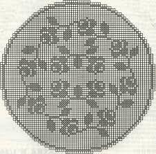 Resultado de imagen de centri uncinetto schemi gratis