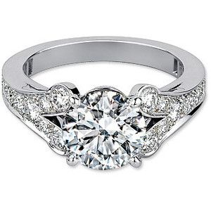Cartier paved ballerine solitaire